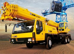 Mobile, crawler and tower cranes