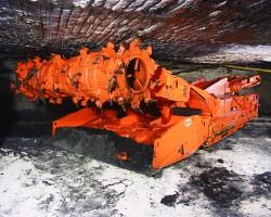 Оборудване за подземен добив