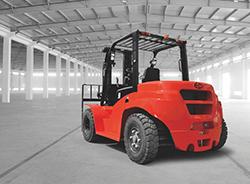 Diesel, Gasoline & LPG Forklift