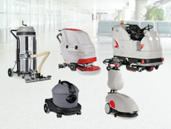 Cleaning machines and detergents
