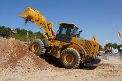 Wheel loader XCMG ZL50G