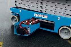 GS models self-propelled electric scissor lifts