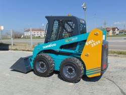 Skid steer loader SUNWARD SWL2820