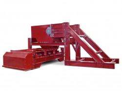 Underground crushing and conveying equipment