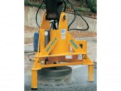 Система за изрязване и повдигане на шахти Stehr SFK 950