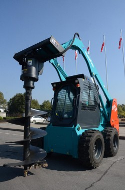 Skid steer loader SUNWARD SWL3220