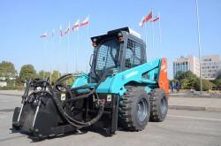 Skid steer loader SUNWARD SWL3220
