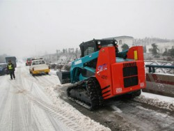 Crawler skid steer loader SUNWARD SWTL4518