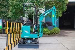 Mini Excavator SUNWARD SWE10EU