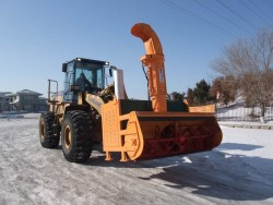 Snow blower for wheel loader YDSB2800