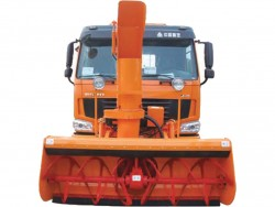 Snow blower for trucks