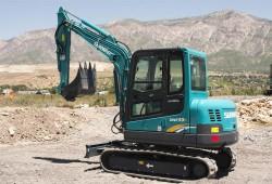 Compact Excavator SUNWARD SWE50B