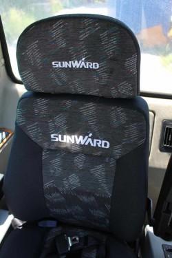 Компактен багер SUNWARD SWE80B