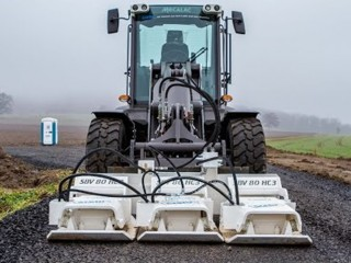 Stehr SBV - Plate Compactors