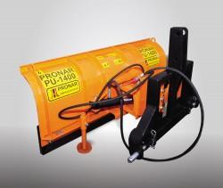 Снегоринно гребло PRONAR PU-1400