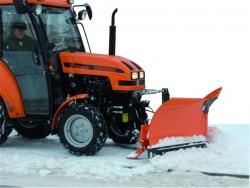 """Снегоринни гребла PRONAR """"Kacper"""" PU1700 и PU2100"""