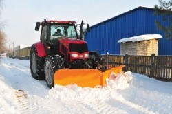 Снегоринни гребла PRONAR PUV-3000, PUV-3300