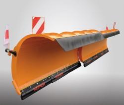 Телескопичното гребло за сняг PRONAR PUT-S58