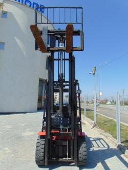 Мотокар/Газокар MAX-3 CPC/Q(D)30T3