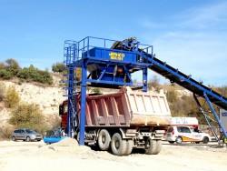 Инсталации за циментова земна стабилизация