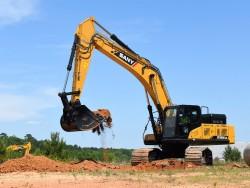 Crawler excavator SANY SY365C