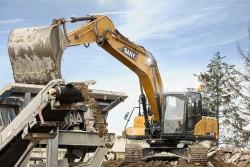 Crawler excavator SANY SY215C