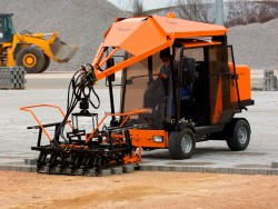 Paver laying machine Optimas H88