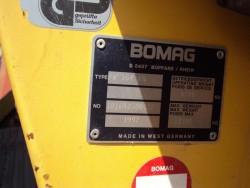 Валяк двубандажен Bomag BW164AD