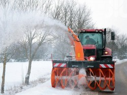 Роторен снегорин OWF 2.6