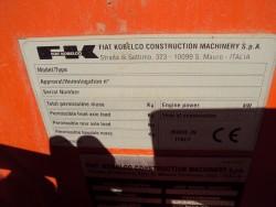 Багер-товарач Fiat Kobelco B100