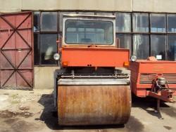 Двубандажен валяк ABG 134 DV