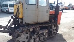 Верижен трактор Болгар – Т54 В