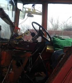 Трактор Болгар