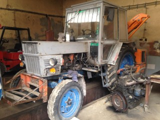 Трактор ТК 82