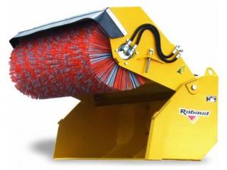 Rabaud Sweeping Buckets serie GB