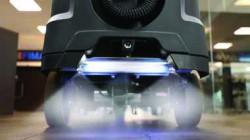 Машина за почистване и дезинфекция BMg Sanitizer