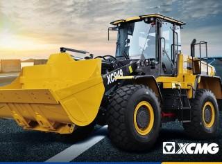 Wheel loader XCMG XC949