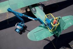 Хибридна артикулираща вишка Genie Z-45/25J DC & Bi-Energy