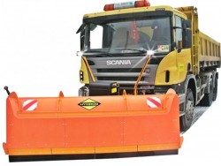 HYDROG POH-3000 and POH-3200 Snow plough