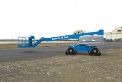 Дизелова телескопична вишка Genie S-45 XC / S-45 TraX