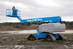 Дизелова телескопична вишка Genie S-65 XC / S-65 TraX