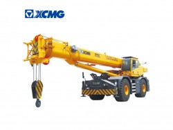Високопроходим кран XCMG RT70E