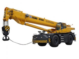 Високопроходим кран XCMG RT90E