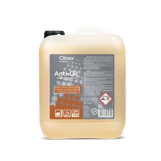 Anti-oil за силно омаслени повърхности