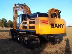 Верижен багер SANY SY500H