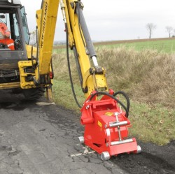 Asphalt and concrete millers FA-300 and FA-450