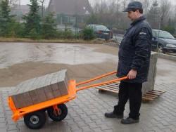 Optimas транспортна количка