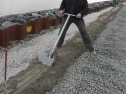 Optimas бетонен плуг