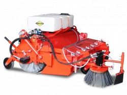 2-function sweeper HYDROG OKP Duo