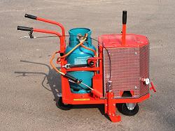 Машина за запълване на фуги HYDROG ZSK-40